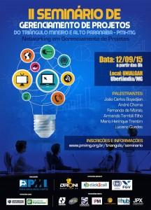 II Seminario PMI Triangulo - banner 2